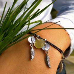 Bracelet Plumète Attrape-Rêve