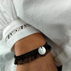 Bracelet Manchette Amor